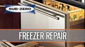 Sub-Zero freezer repair - 1 800 520 7044