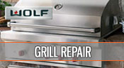 Wolf grill repair - 1 800 520 7044