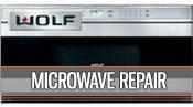 Wolf microwave repair - 1 800 520 7044