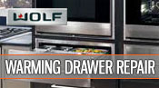 Wolf warming drawer repair - 1 800 520 7044