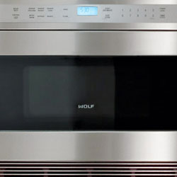Maintaining Your Wolf Microwave