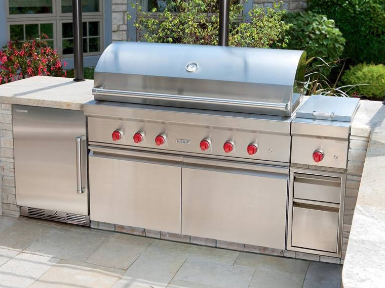 Image result for wolf grill repair